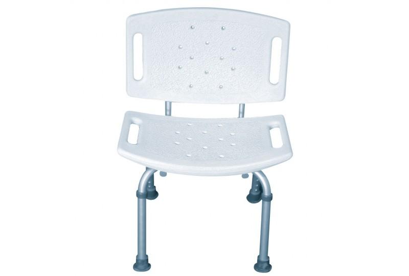 Chaise de bain avec dossier