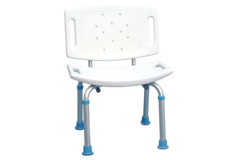 Chaise de bain avec dossier Color'Life